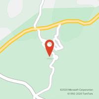 Mapa com localização da Loja CTTNESPEREIRA (GOUVEIA)