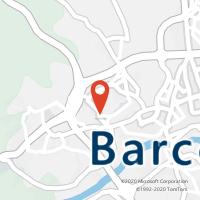 Mapa com localização da Loja CTTNOTE BARCELOS