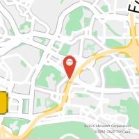 Mapa com localização da Loja CTTNOTE COLOMBO