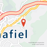 Mapa com localização da Loja CTTNote ! Penafiel