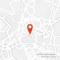 Mapa com localização da Loja CTTNOTE RIO TINTO