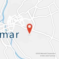 Mapa com localização da Loja CTTNOTE TOMAR