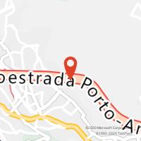 Mapa com localização da Loja CTTNOTE VALONGO