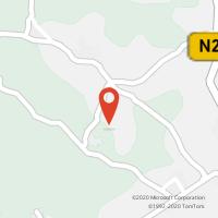 Mapa com localização da Loja CTTOLEIROS (VILA VERDE)