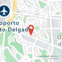 Mapa com localização da Loja CTTOLIVAIS SUL (LISBOA)
