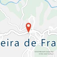 Mapa com localização da Loja CTTOLIVEIRA DE FRADES