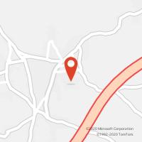 Mapa com localização da Loja CTTPAIÃO