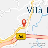 Mapa com localização da Loja CTTPARADA DE CUNHOS