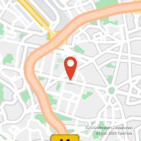 Mapa com localização da Loja CTTPEDRO HISPANO (PORTO)