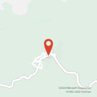 Mapa com localização da Loja CTTPEROVISEU