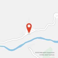 Mapa com localização da Loja CTTPESO (TORTOSENDO)