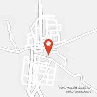 Mapa com localização da Loja CTTPINHAL NOVO