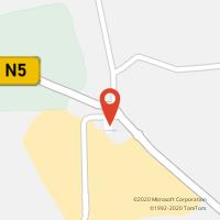 Mapa com localização da Loja CTTPOCEIRÃO
