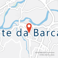 Mapa com localização da Loja CTTPONTE DA BARCA