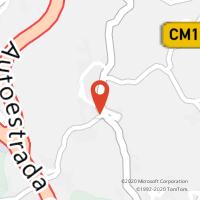 Mapa com localização da Loja CTTPÓVOA DA GALEGA (MILHARADO)