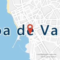 Mapa com localização da Loja CTTPÓVOA DE VARZIM