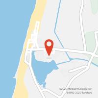 Mapa com localização da Loja CTTPRAIA DE MIRA