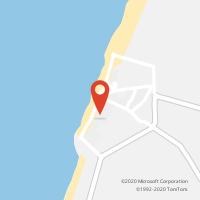 Mapa com localização da Loja CTTPRAIA DE PEDROGÃO(LEIRIA)