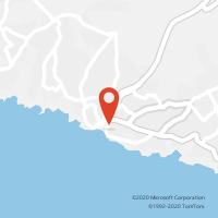 Mapa com localização da Loja CTTPRAIA DO CARVOEIRO (ALGARVE)