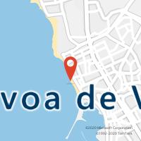 Mapa com localização da Loja CTTPRAIA (POVÓA DE VARZIM)