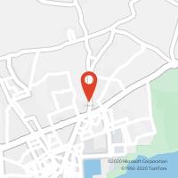 Mapa com localização da Loja CTTQUELFES - DELEGAÇÃO (Fechada)