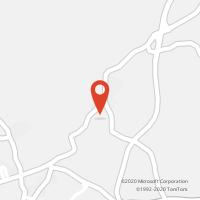 Mapa com localização da Loja CTTQUELFES
