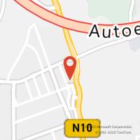 Mapa com localização da Loja CTTQUINTA DO CONDE
