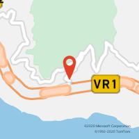 Mapa com localização da Loja CTTQUINTA GRANDE