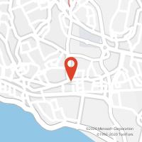 Mapa com localização da Loja CTTREBELVA ( CARCAVELOS )