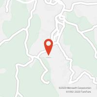 Mapa com localização da Loja CTTREGADAS (FAFE)