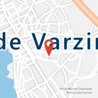 Mapa com localização da Loja CTTREGUFE