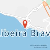 Mapa com localização da Loja CTTRIBEIRA BRAVA