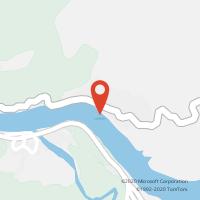 Mapa com localização da Loja CTTRIO MAU