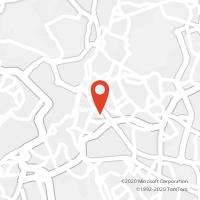 Mapa com localização da Loja CTTRIO TINTO