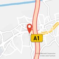 Mapa com localização da Loja CTTROSSIO (RIBEIRA DE FRADES)