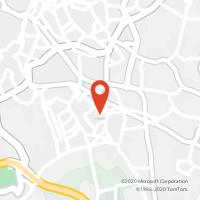 Mapa com localização da Loja CTTS CAETANO (GONDOMAR)