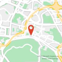 Mapa com localização da Loja CTTS DOMINGOS DE BENFICA (LISBOA)