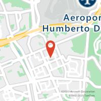 Mapa com localização da Loja CTTS JOÃO DE BRITO (LISBOA)