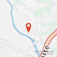 Mapa com localização da Loja CTTS. JOÃO DE LOURE