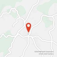 Mapa com localização da Loja CTTS JULIÃO DO FREIXO