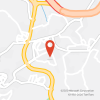 Mapa com localização da Loja CTTS. MIGUEL (GUARDA)