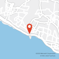 Mapa com localização da Loja CTTS PEDRO DO ESTORIL