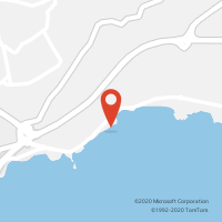 Mapa com localização da Loja CTTS ROQUE (PONTA DELGADA)