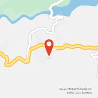 Mapa com localização da Loja CTTSALAMONDE