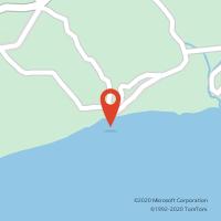 Mapa com localização da Loja CTTSALEMA (LAGOS) (Fechada)