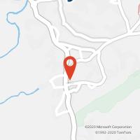 Mapa com localização da Loja CTTSALREU