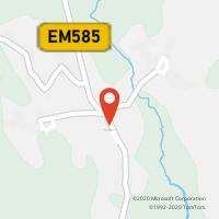 Mapa com localização da Loja CTTSANTA CATARINA (VAGOS)