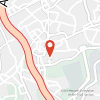 Mapa com localização da Loja CTTSANTA MARIA DE LAMAS