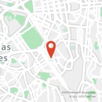 Mapa com localização da Loja CTTSANTA MARTA (LISBOA)