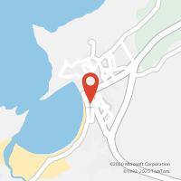 Mapa com localização da Loja CTTSÃO MARTINHO DO PORTO